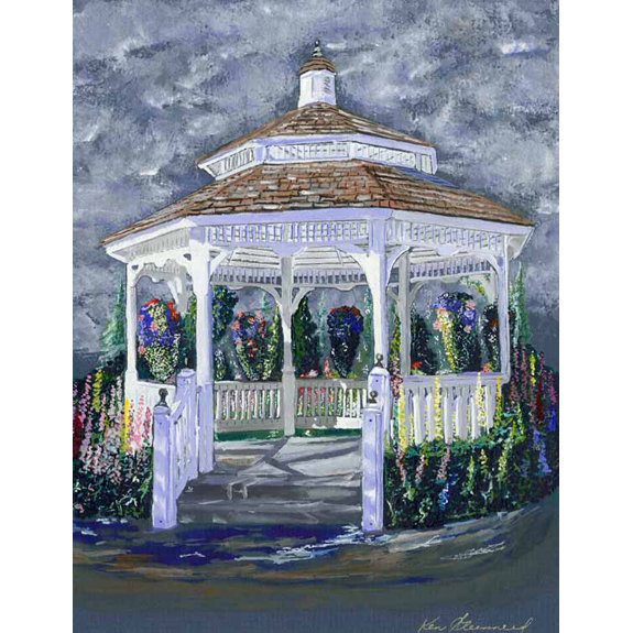 Wedgewood Wedding Gazebo